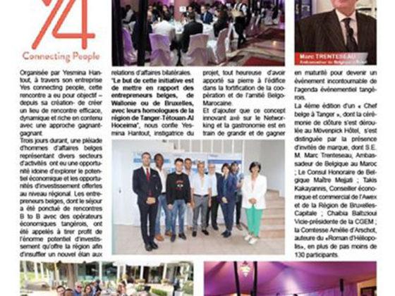 article La Chronique