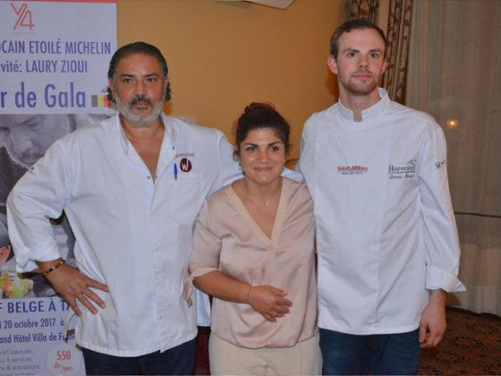 chef laury Zioui